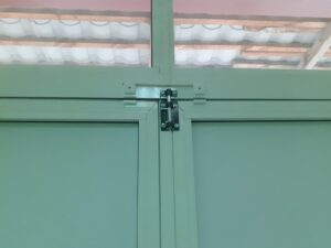Охранно-пожарная сигнализация - датчик открытия двери - СОШ села Ярково